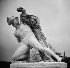 Statue dal Parco di Tuileries, Parigi