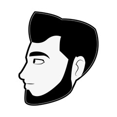 Man avatar cartoon