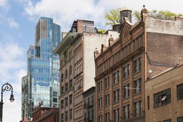 Lafayette Street in Soho, New York