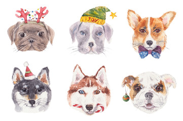 Christmas Doggies Party