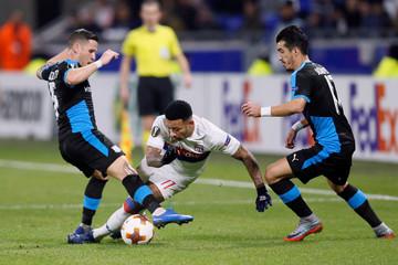 Europa League - Olympique Lyonnais vs Apollon Limassol