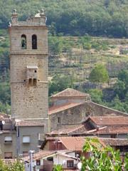 Garganta la Olla es un municipio español de la provincia de Cáceres, Extremadura