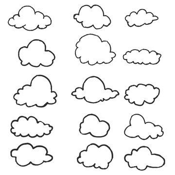 Set of Simple Cloud