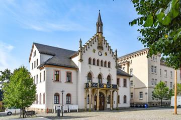 Altes Rathaus in Sonneberg / Thüringen
