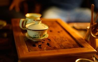Tea Ceremony in Beijing