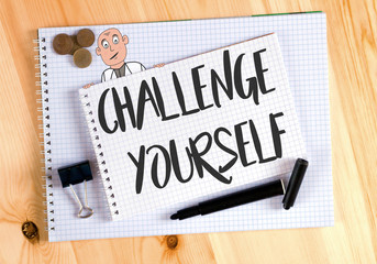Challenge Yourself on notebook