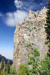 Wall Mural - Echo Cliffs Mountain Nevada