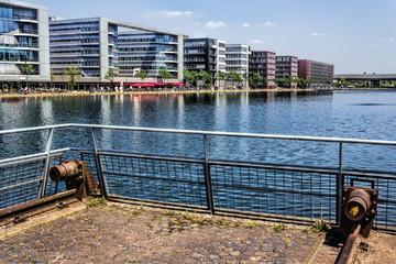 Duisburg, Industriehafen