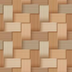 Obraz Birchbark Basketwork. - fototapety do salonu