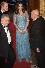 Duke and Duchess of Cambridge attend the Royal Variety Performance at the Palladium Theatre, in London