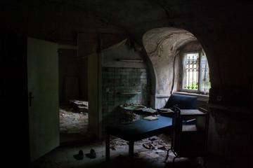Scarry Cellar