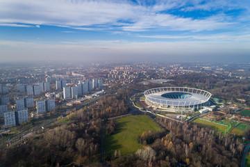 Stadion Śląski- mecz