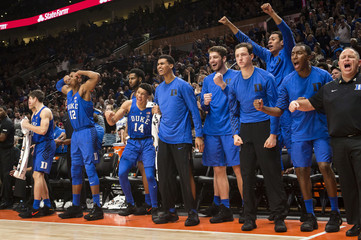 NCAA Basketball: Duke at Texas