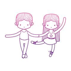 Ballet dancers design