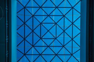 Glass roof Mosaic