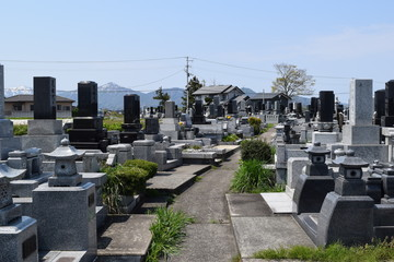 日本のお墓