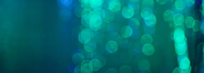 bokeh light background / abstract