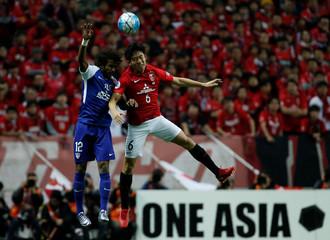 Japan's Urawa Red Diamonds v Saudi Arabia's Al Hilal - AFC Champions League final, second leg