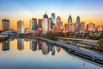 Wall Mural - Philadelphia, Pennsylvania, USA