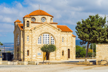 St George church, Agios Georgios, Cyprus, Paphos district