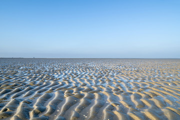 Nationalpark Niedersächsisches Wattenmeer bei Cuxhaven