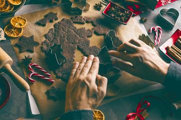Weihnachts Gebäck (kekse zubereiten)