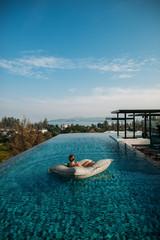 infinity pool phuket