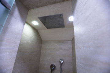 shower room stone