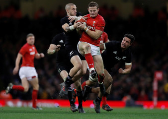 Autumn Internationals - Wales vs New Zealand