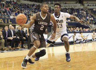 NCAA Basketball: Lehigh at Pittsburgh