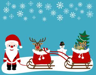 Weihnachtsreise