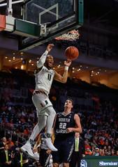 NCAA Basketball: North Florida at Miami
