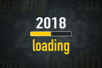 Ladebalken - 2018 loading