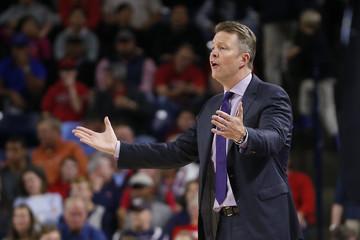 NCAA Basketball: Georgetown at Richmond