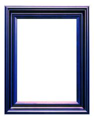 Antique blue frame