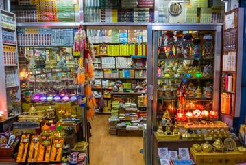 Geschenke Laden in Kathmandu Nepal