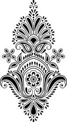paisley motif