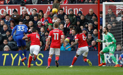 Championship - Nottingham Forest vs Cardiff City