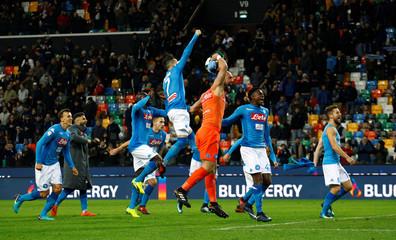 Serie A - Udinese Calcio vs Napoli