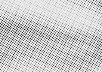Retro style dotted grain graphic background