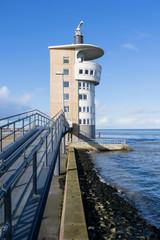 Radarturm in Cuxhaven