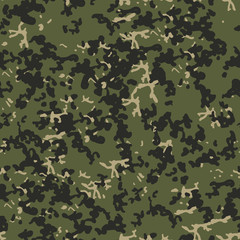 Texture military camo repeats seamless army green hunting