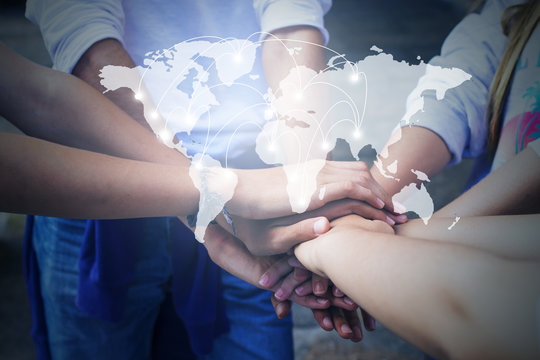 concept of peace and international unity