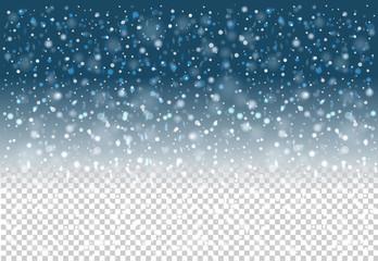Snowfall In The Sky
