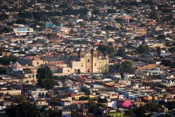 Ville de Oaxaca de Juárez, Mexique