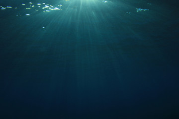 Underwater ocean background