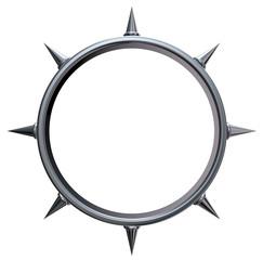 metallsonnensymbol