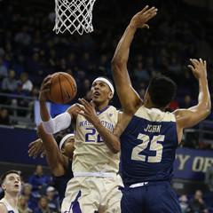 NCAA Basketball: UC Davis at Washington