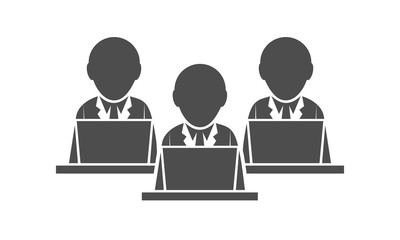 Business office logo