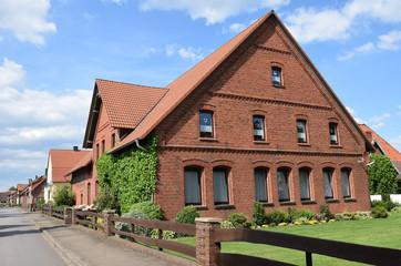 Traditionelles Haus in Schaumburg